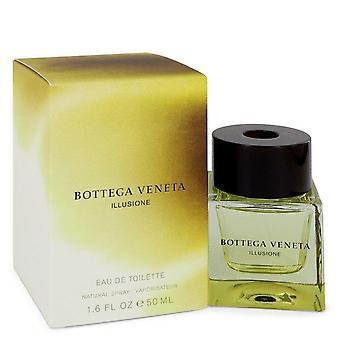 Bottega Veneta Illusione Eau De Toilette Spray By Bottega Veneta
