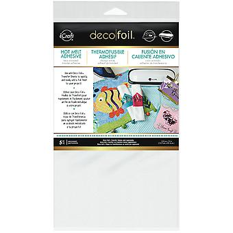 Deco Foil Iron-On Adhesive Transfer Sheet 5.5