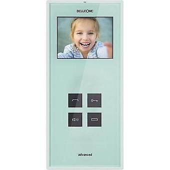 Video door intercom Corded Indoor panel Bellcome VTA.3Sx.BLW White