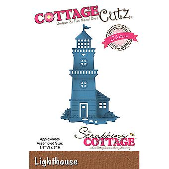 CottageCutz Elites Die-Lighthouse 1.8