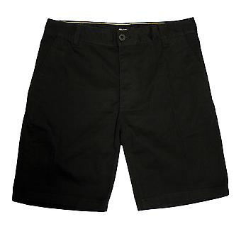 Flota de Brixton pantalones cortos negro
