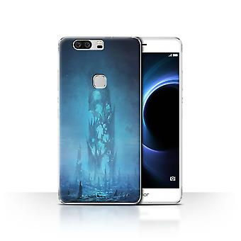 Official Chris Cold Case/Cover for Huawei Honor V8/Remnant/Alien World Cosmos
