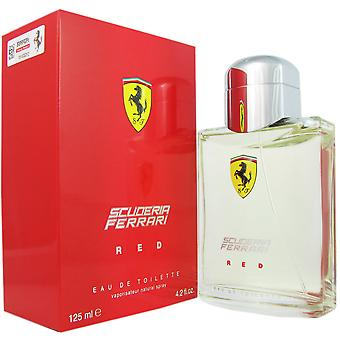 Ferrari Scuderia Red for Men 4.2 oz EDT Spray