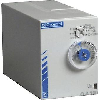 Crouzet 88867435 Time Delay Relay, Timer,