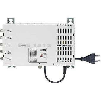 SAT unicable cascade multiswitch Kathrein EXE 1512 Inputs (multiswitches): 5