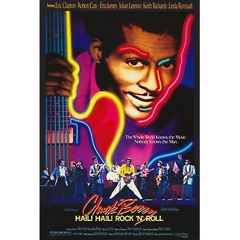 Chuck Berry Hail Hail Rock N Roll Filmplakat (11 x 17)