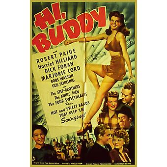 Ciao Buddy Movie Poster (11x17)