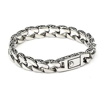 Baxter jewelry London bracelet link bracelet Senior Silver