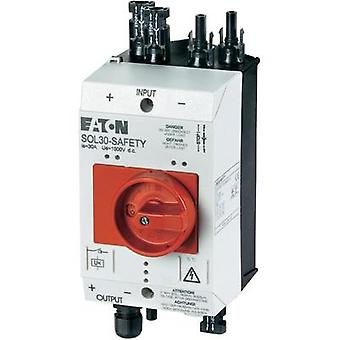 Eaton 144121 30-A SOL-30-SAFETY Photovoltaic Fireman Switch 1 normally open contact, 1 normally closed contact
