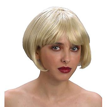 Wicked Ladies Blonde Babe/ Supermodel Wig For Fancy Dress