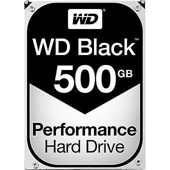 3.5 (8.9 cm) internal hard drive 500 GB Western Digital Black™ Bulk WD5003AZEX SATA III