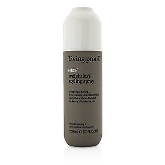 Living Proof keine Frizz schwerelos Stylingspray 200ml / 6.7 oz