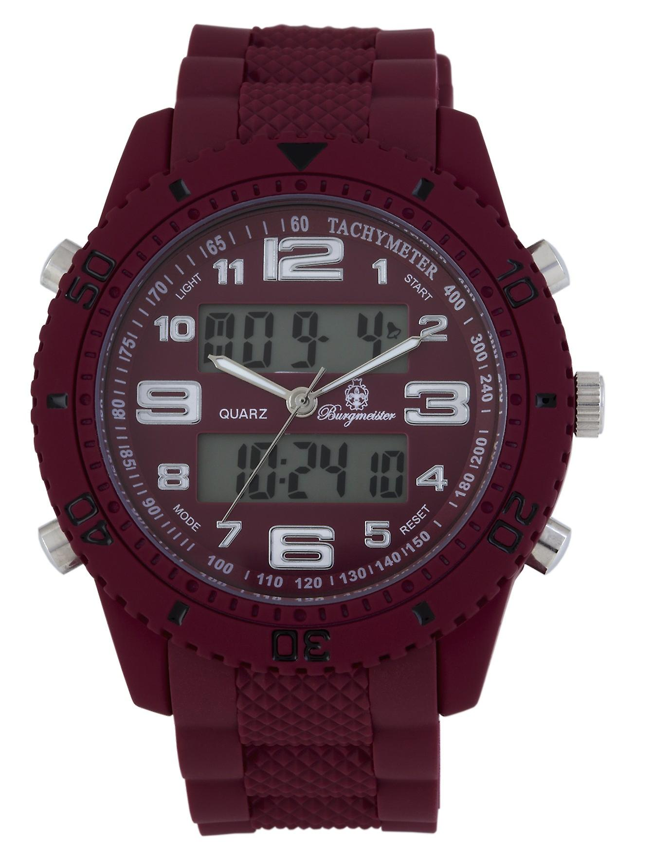Burgmeister Military gents watch analogue-digital BM900-044