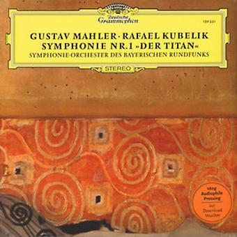 Rafael Kubelik - Gustav Mahler [Vinyl] USA import