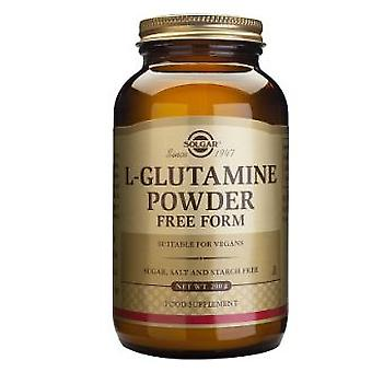 Solgar L-Glutamine Powder (Sport , Guarigioni)