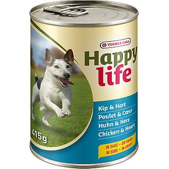 Versele Laga Happy Life - Chicken (Dogs , Dog Food , Wet Food)