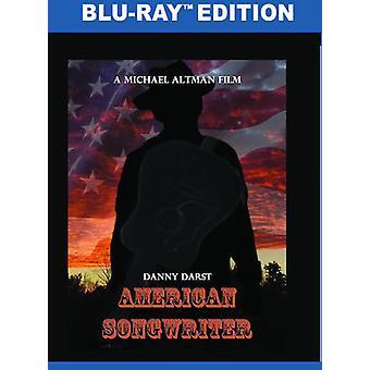 Amerikansk sangskriver [Blu-ray] USA importerer