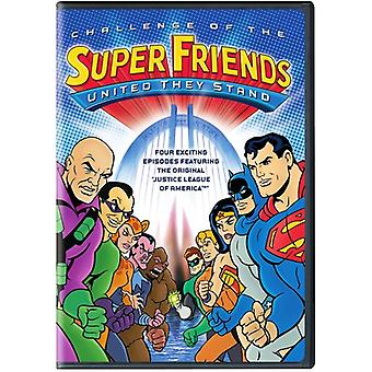 Utfordringen Superfriends-United de står [DVD] USA import