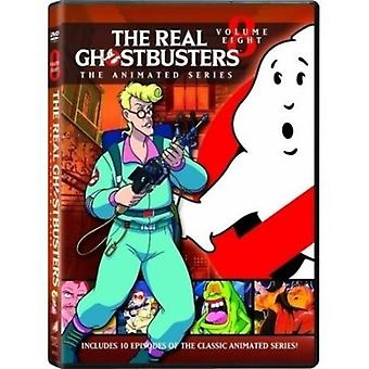 Real Ghostbusters 8 [DVD] USA import