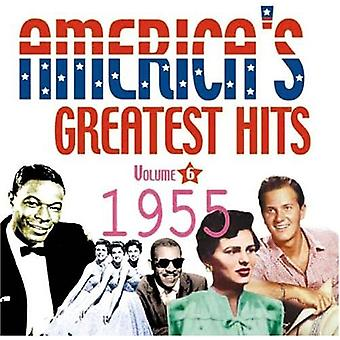 America's Greatest Hits - Vol. 6-1955-America's Greatest Hits [CD] USA import