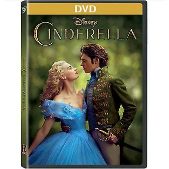 Cinderella (Live Action) [DVD] USA import