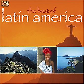 Bästa av Latinamerika - bästa Latinamerika [CD] USA import