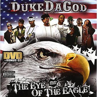 Dukedagod præsenterer - øjet af Eagle [CD] USA importen