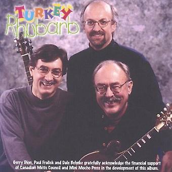 Turkey Rhubarb - Turkey Rhubarb [CD] USA import