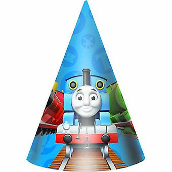 Thomas the Tank Engine Party Hats [8 per Package]