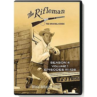 Skytten: Sæson 4 - Vol 1 - episoder 111-126 [DVD] USA importerer
