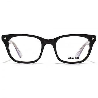 Miss KG Glam Cateye Brille In schwarz