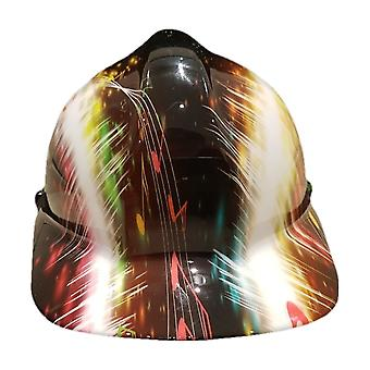 Music Themed Hard Hat