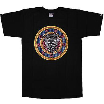 Crooks & Castles T-Shirt Medusa Exquisit Black