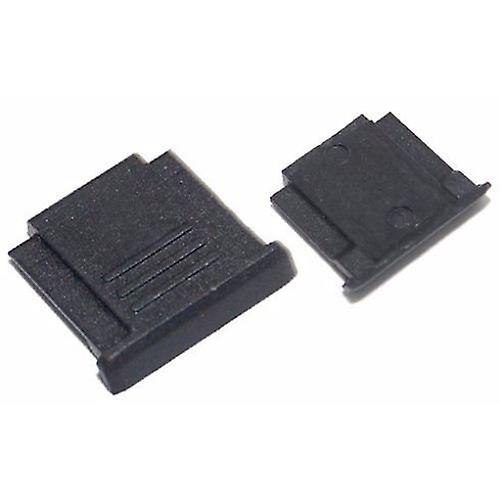 JJC Replacement Hot Shoe Cover for Canon EOS and PowerShot cameras. Pop-Up Flash Still Operates