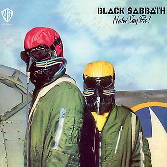 Black Sabbath - nigdy nie importować USA Say Die [CD]
