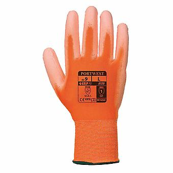 sUw - Superb abrasion and tear resistance PU Palm Glove (12 Pair Pack)
