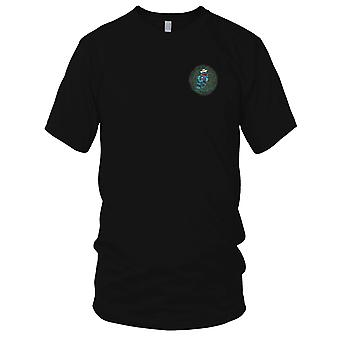 UDT 12 - germogli Underwater Demolition Team dodici - SEAL Vietnam guerra ricamato Patch - Mens T-Shirt