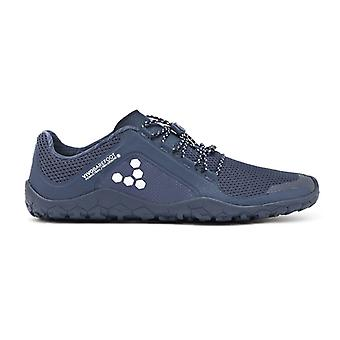 Vivobarefoot Primus Trail Firm Ground Mesh Iffley Mens Shoes Navy