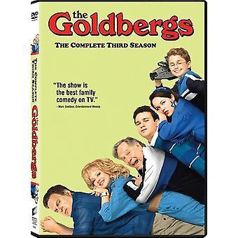 Goldbergs: Season Three [DVD] USA import