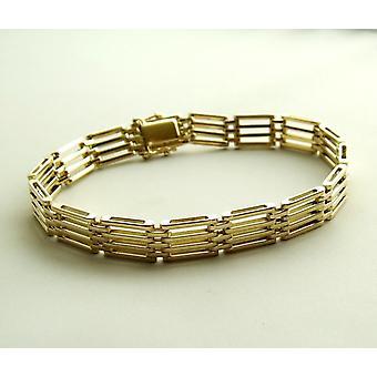 Gult guld tillfälle armband
