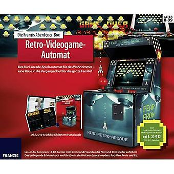 Retro video game Franzis Verlag Retro-Videogame-Automat 978-3-645-65349-7