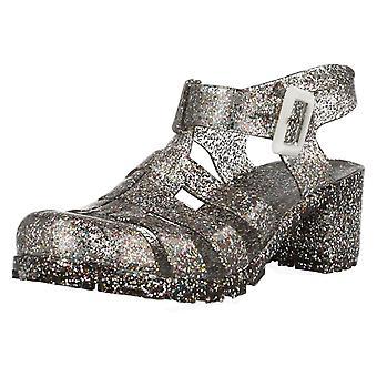 Jenter flekk på Heeled gelé sko