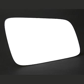 Right Stick-On Mirror Glass OPEL ASTRA G Saloon 1998-2004