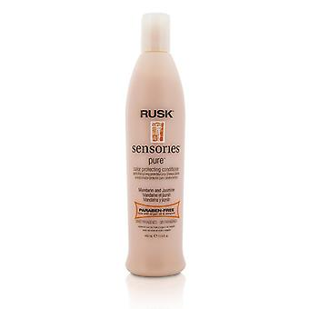Rusk Sensories Pure Mandarijn en Jasmine levendige kleur Conditioner 400ml / 13,5 oz