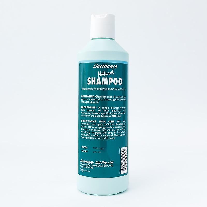 Dermcare Natural Dog & Cat Shampoo 250ml