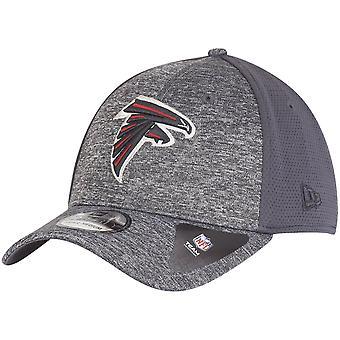 New era 39Thirty Cap - SHADOW Atlanta Falcons graphite