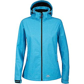 Trespass Womens/Ladies Paulina Waterproof Breathable Softshell Jacket