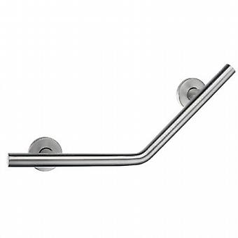Living Grab Bar V Form 500 - Stainless Steel Polished (FK802)