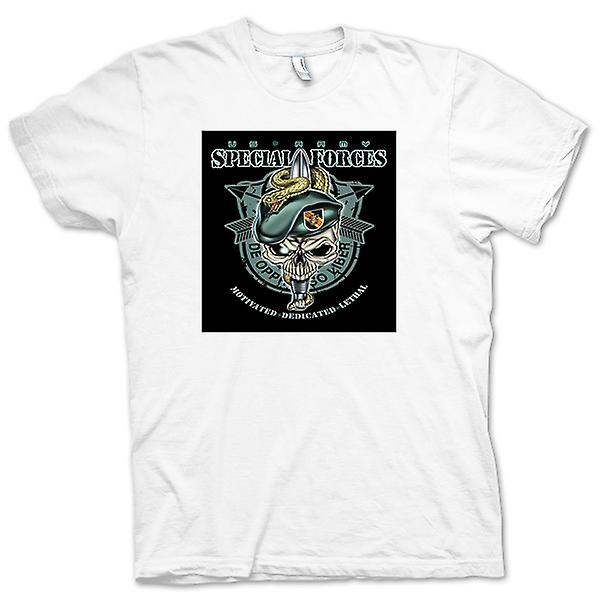 Mens T-shirt - Special Forces - De Oppresso Liber