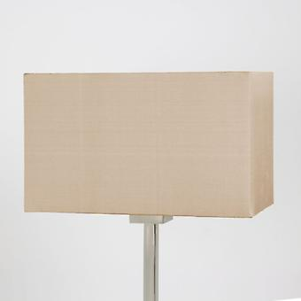 Park Lane Grande oyster silk wall/table shade